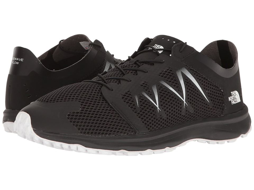 The North Face Litewave Flow Lace (TNF Black/TNF White) Men