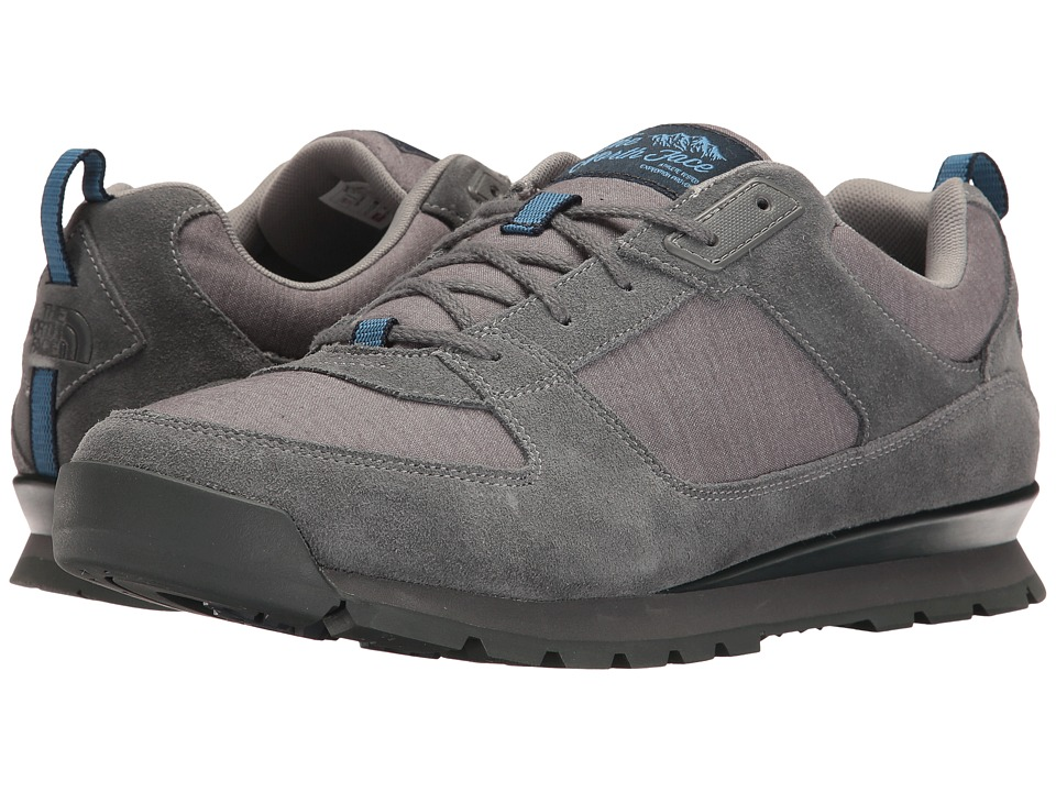The North Face Back-To-Berkeley Redux Low (Zinc Grey/Urban Navy) Men
