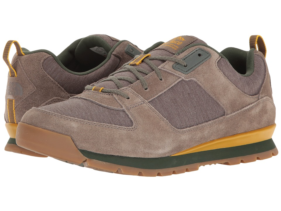 The North Face Back-To-Berkeley Redux Low (Falcon Brown/Thyme) Men