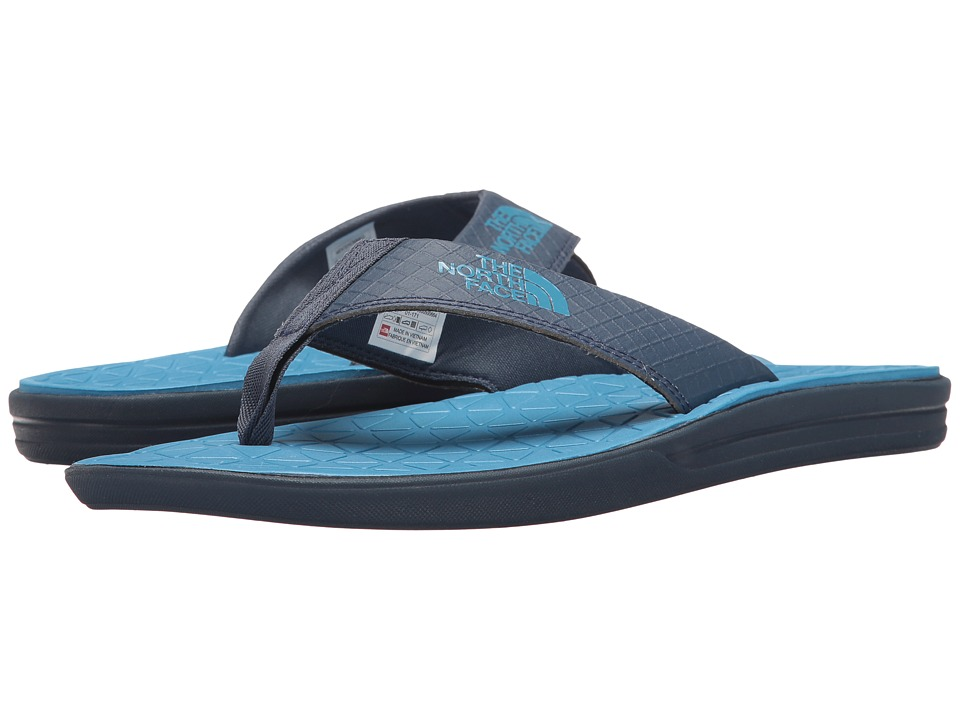 The North Face Base Camp Lite Flip Flop (Shady Blue/Cendre Blue) Men