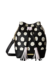 Betsey Johnson - Drawstring Bucket Crossbody
