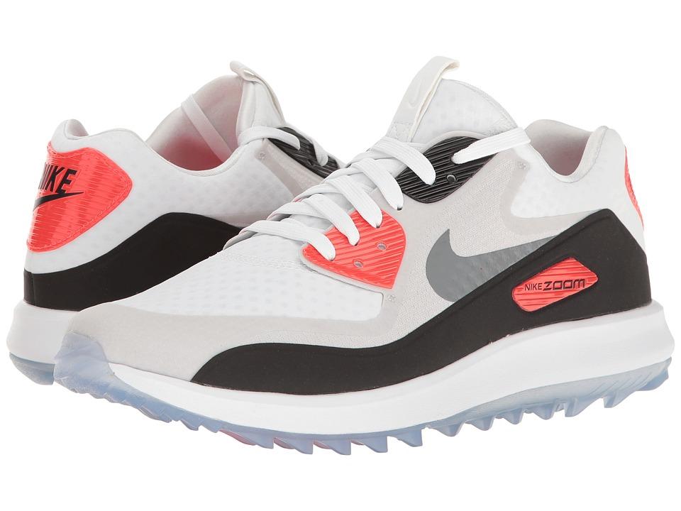 Nike Golf - Air Zoom 90 IT (White/Cool Grey/Neutral Grey/...