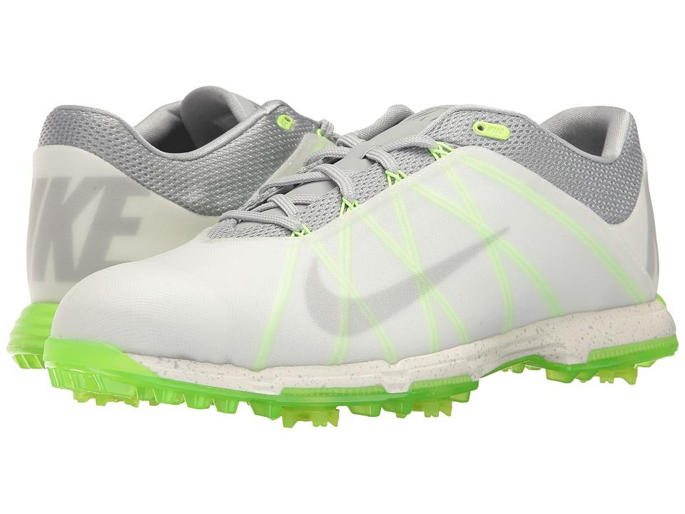 Nike Golf Nike Lunar Fire (Clear/Cool Grey/Wolf Grey/Ghost Green) Men