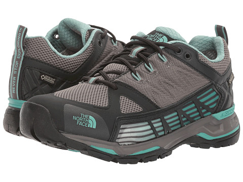 The North Face Ultra GTX Surround - Dark Gull Grey/Agate Green