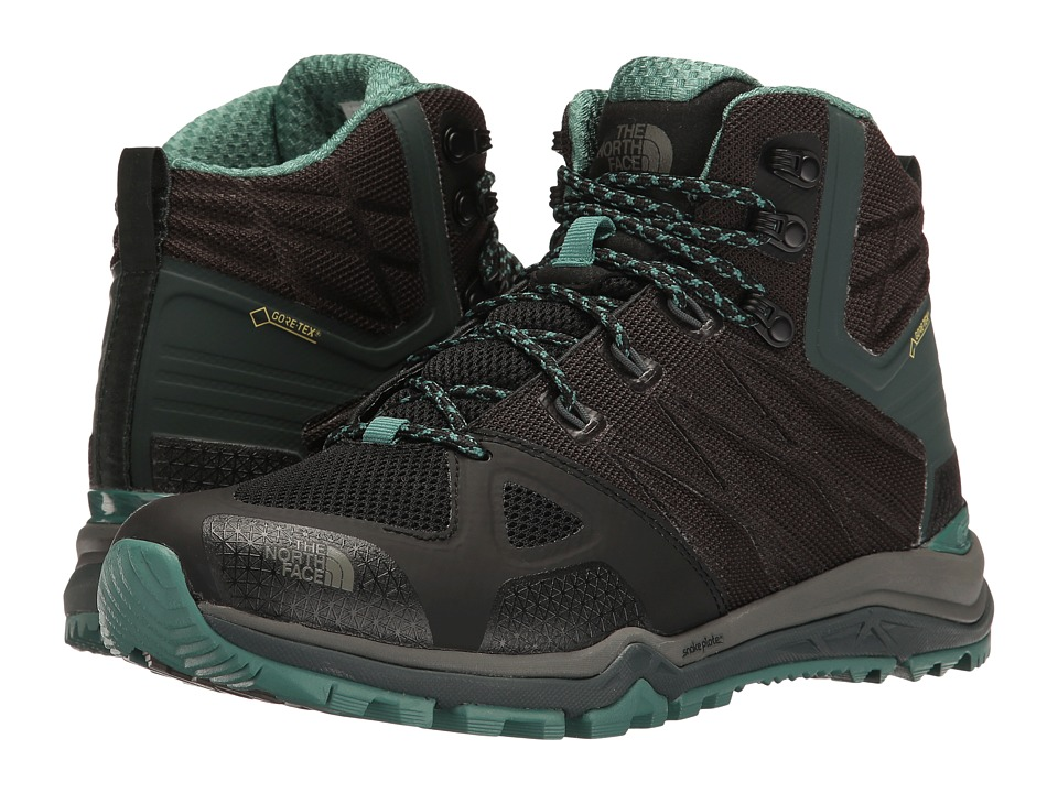 The North Face Ultra Fastpack II Mid GTX (TNF Black/Deep Sea) Women