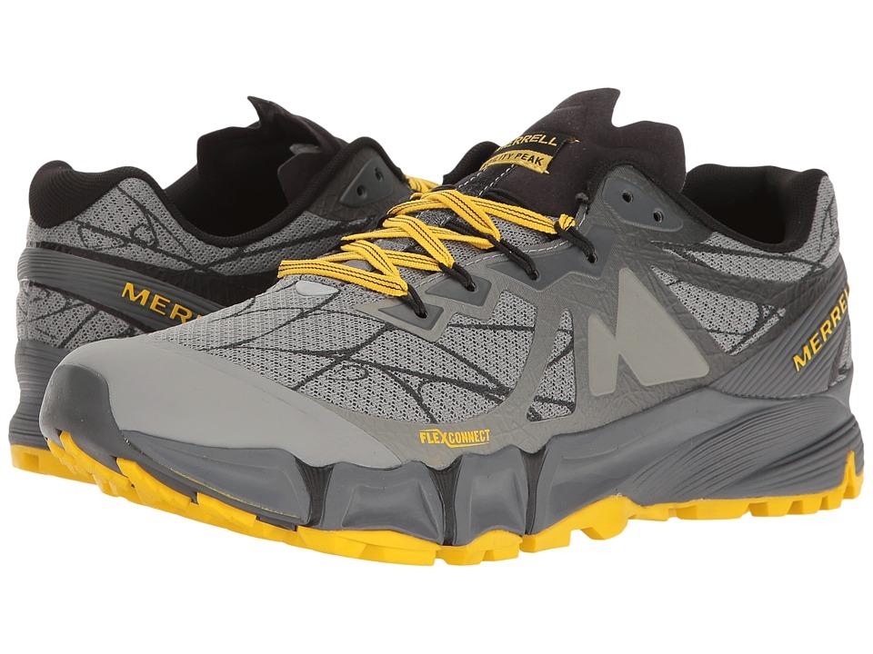 Merrell - Agility Peak Flex (Wild Dove) Mens Shoes