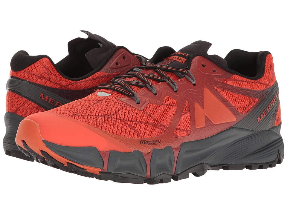 Merrell Agility Peak Flex (Merrell Orange) Men