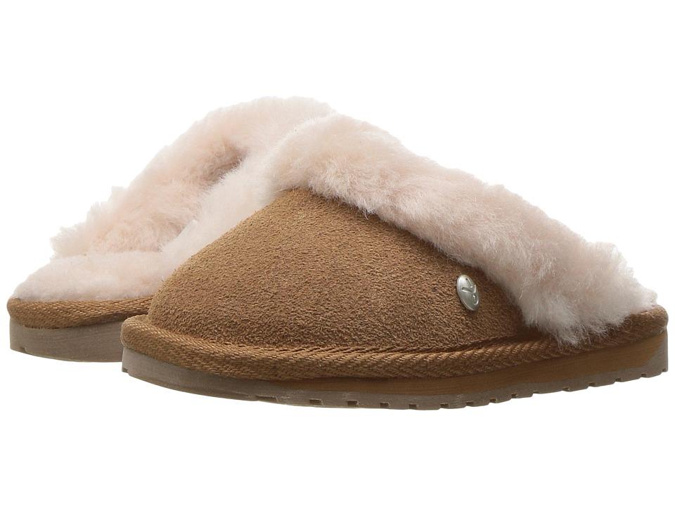 EMU Australia Kids Jolie (Toddler/Little Kid/Big Kid) (Chestnut) Girls Shoes