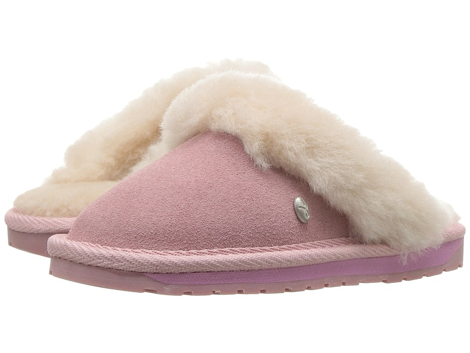 EMU Australia Kids Jolie (Toddler/Little Kid/Big Kid) (Pale Pink) Girls Shoes