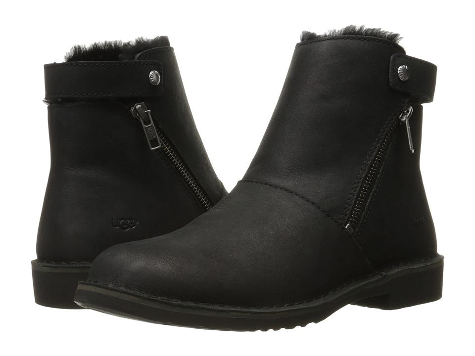 UGG Kayel Leather (Black) Women