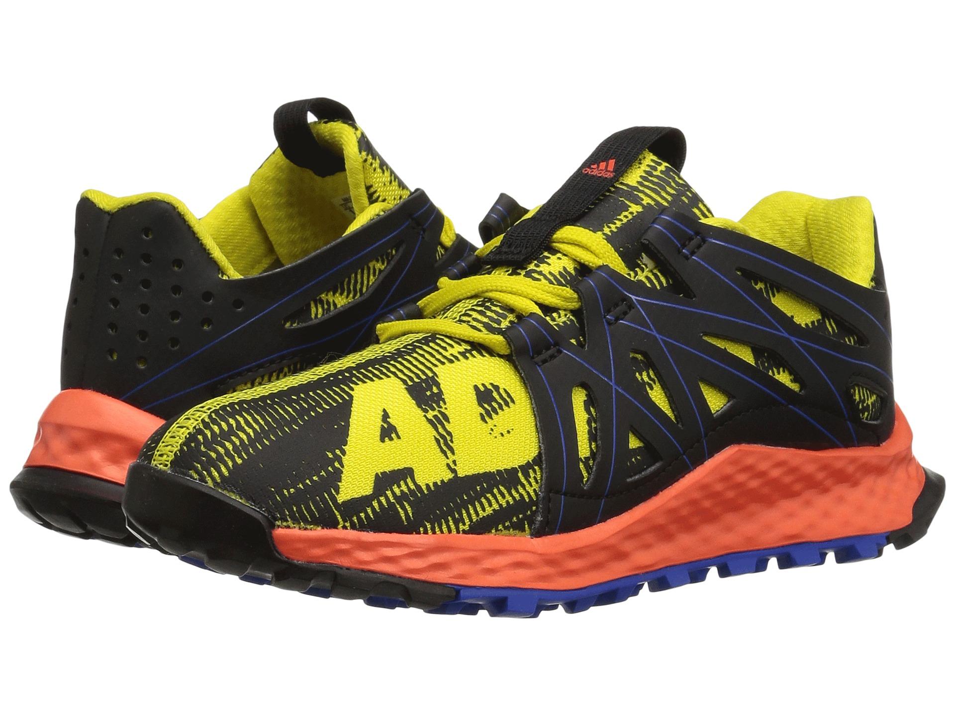 Adidas Vigor Bounce Boys Youth Running Shoe