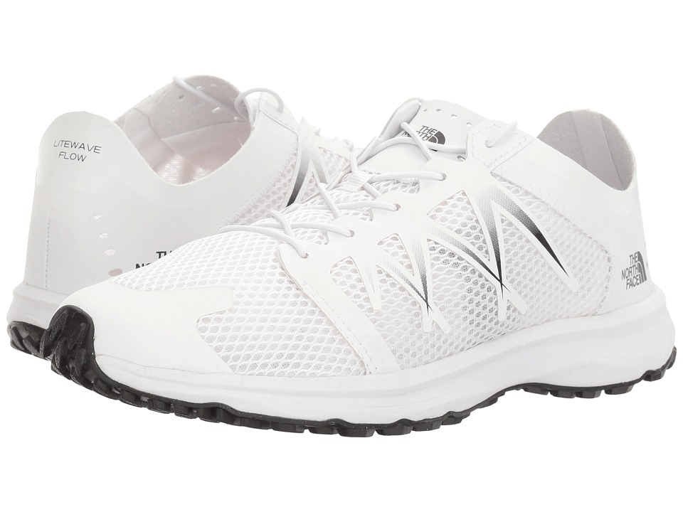 The North Face Litewave Flow Lace (TNF White/TNF White) Women