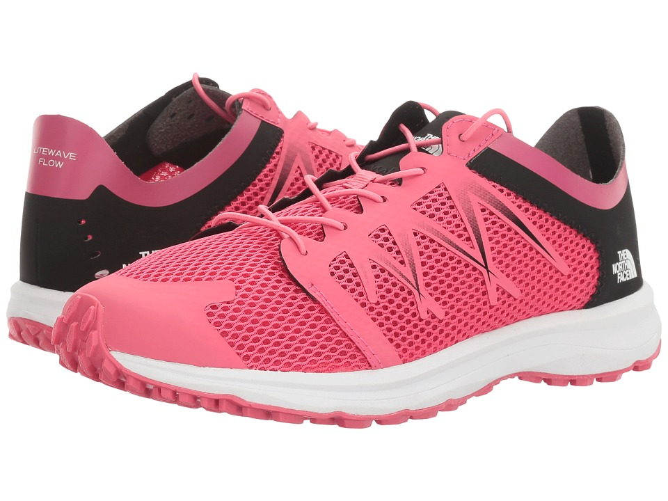 The North Face Litewave Flow Lace (Honeysuckle Pink/TNF White) Women