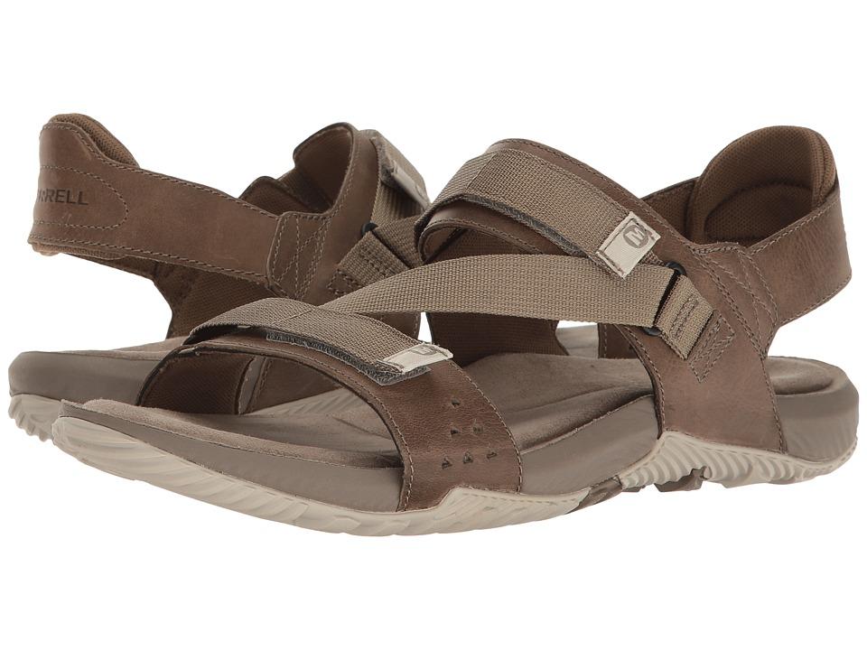 Merrell - Terrant Strap (Brindle) Mens Sandals
