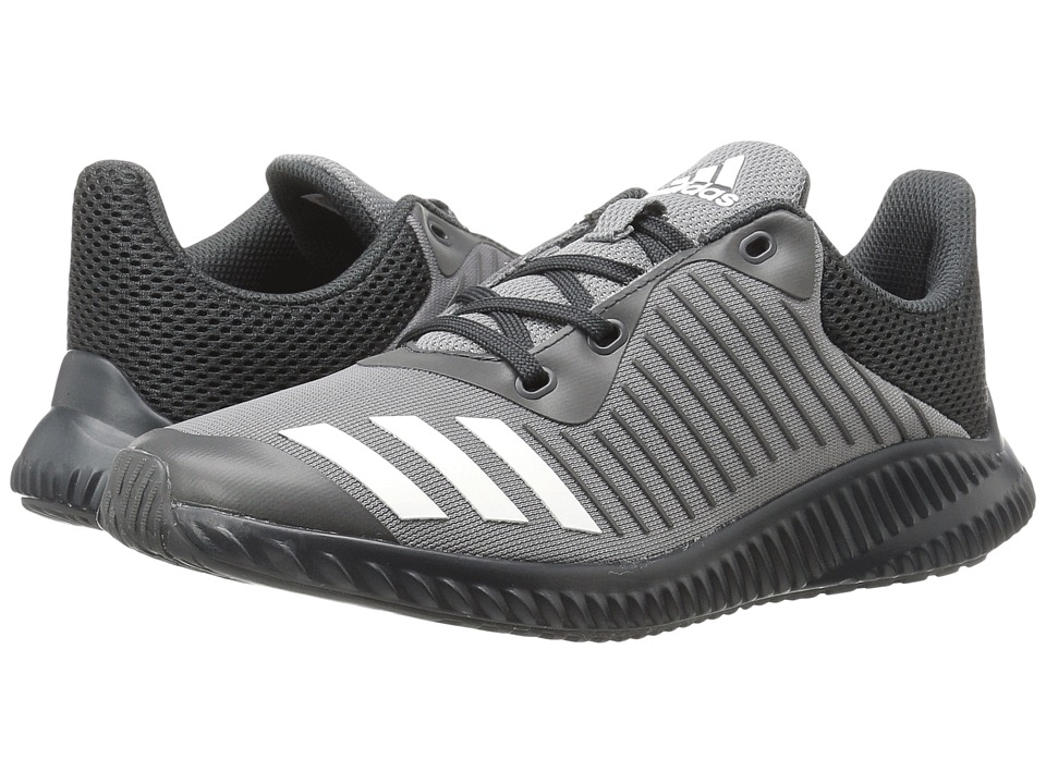 adidas Kids FortaRun (Little Kid/Big Kid) (Onix/Silver/Grey) Boys Shoes