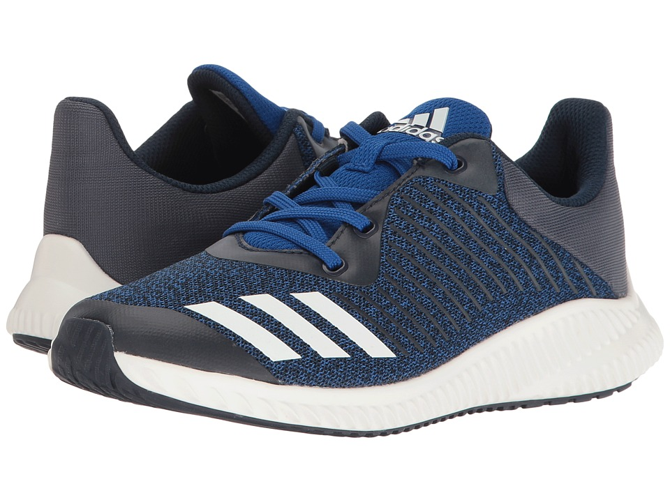 adidas Kids FortaRun (Little Kid/Big Kid) (Blue/White/Royal) Boys Shoes