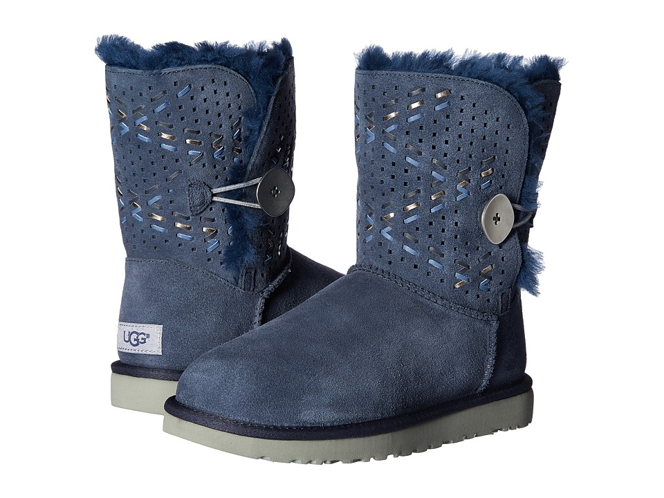 UGG Bailey Button II Tehuano (Navy) Women