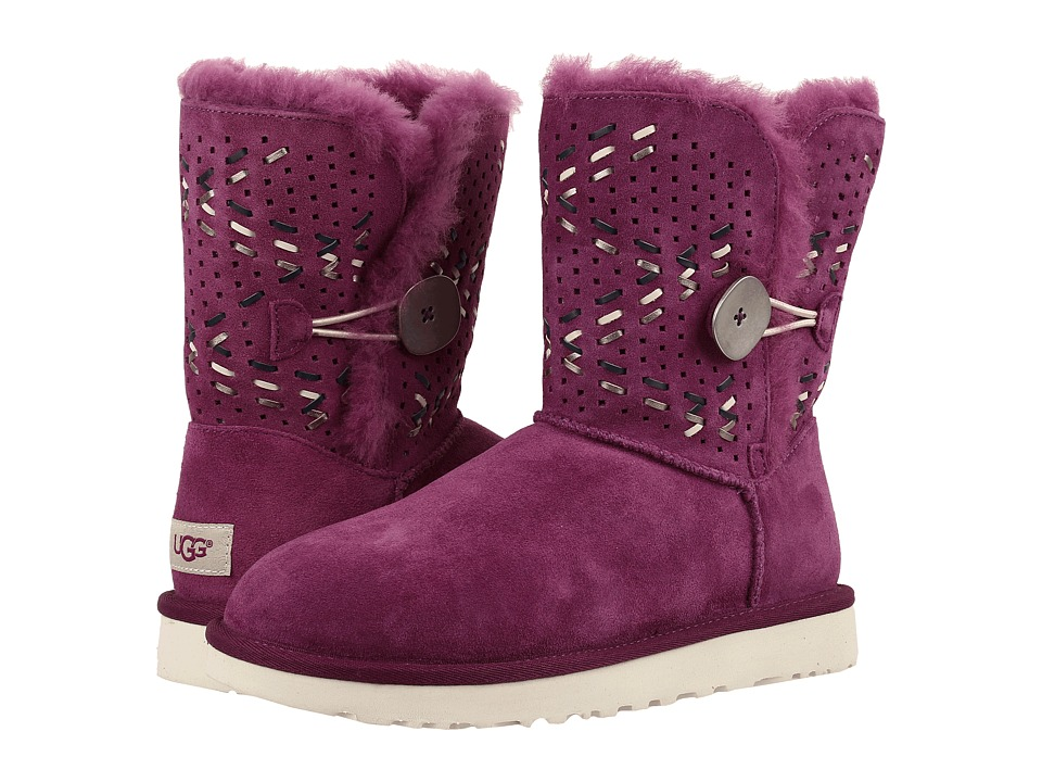 UGG Bailey Button II Tehuano (Purple Passion) Women