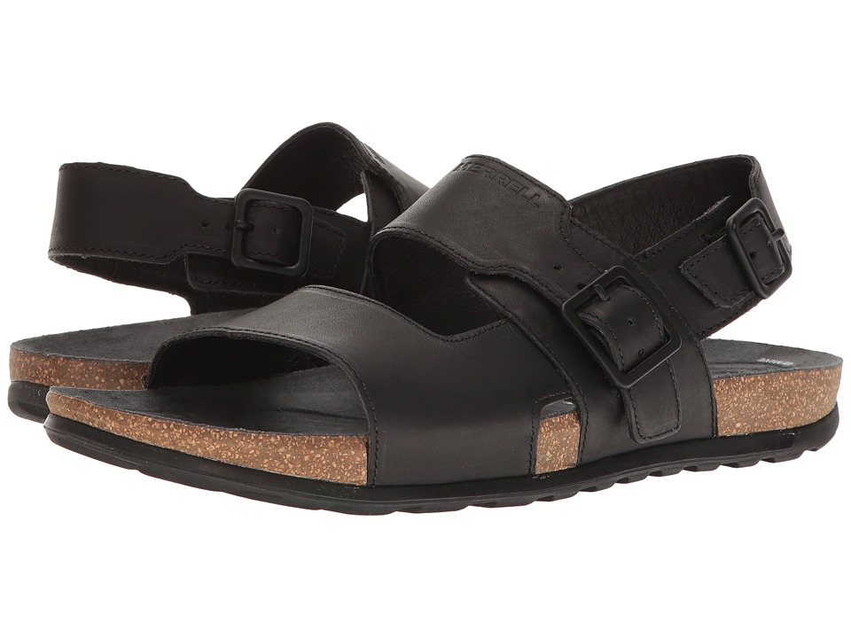 Merrell Downtown Backstrap Buckle (Black) Men