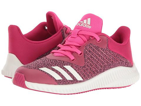 adidas Kids FortaRun (Little Kid/Big Kid) - Bold Pink/White/Shock Pink