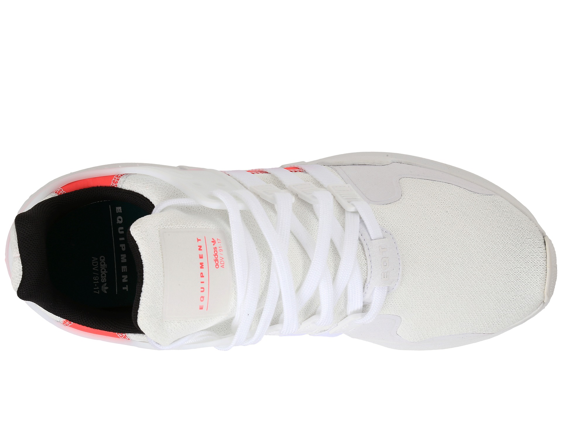 Cheap Adidas EQT Support 93/17 boost white pink red glitch camo