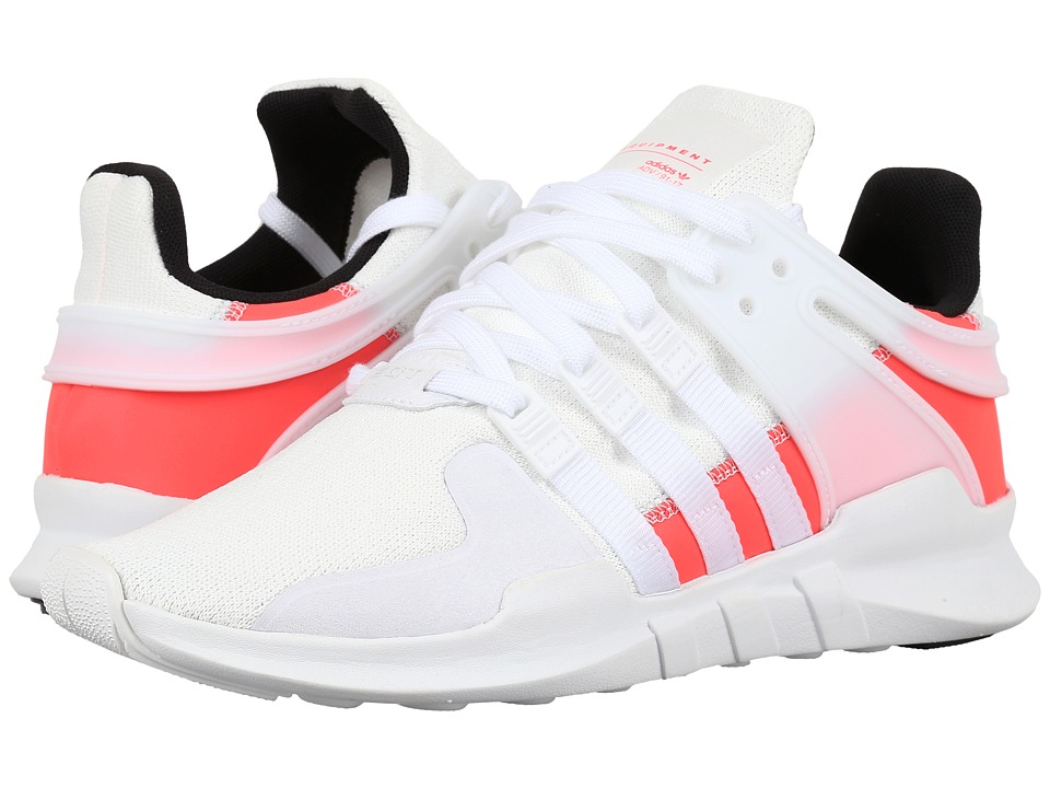adidas Originals EQT Support ADV (Footwear White/Footwear White/Turbo) Men