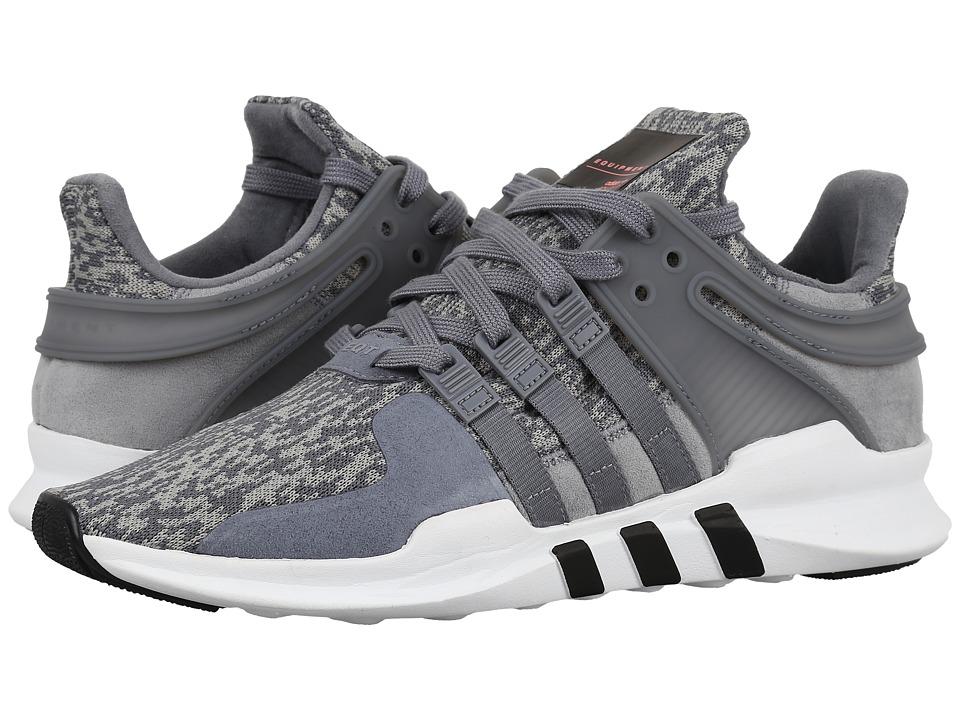 adidas Originals EQT Support ADV 2 (Clear Onix/Grey/Core Black) Men