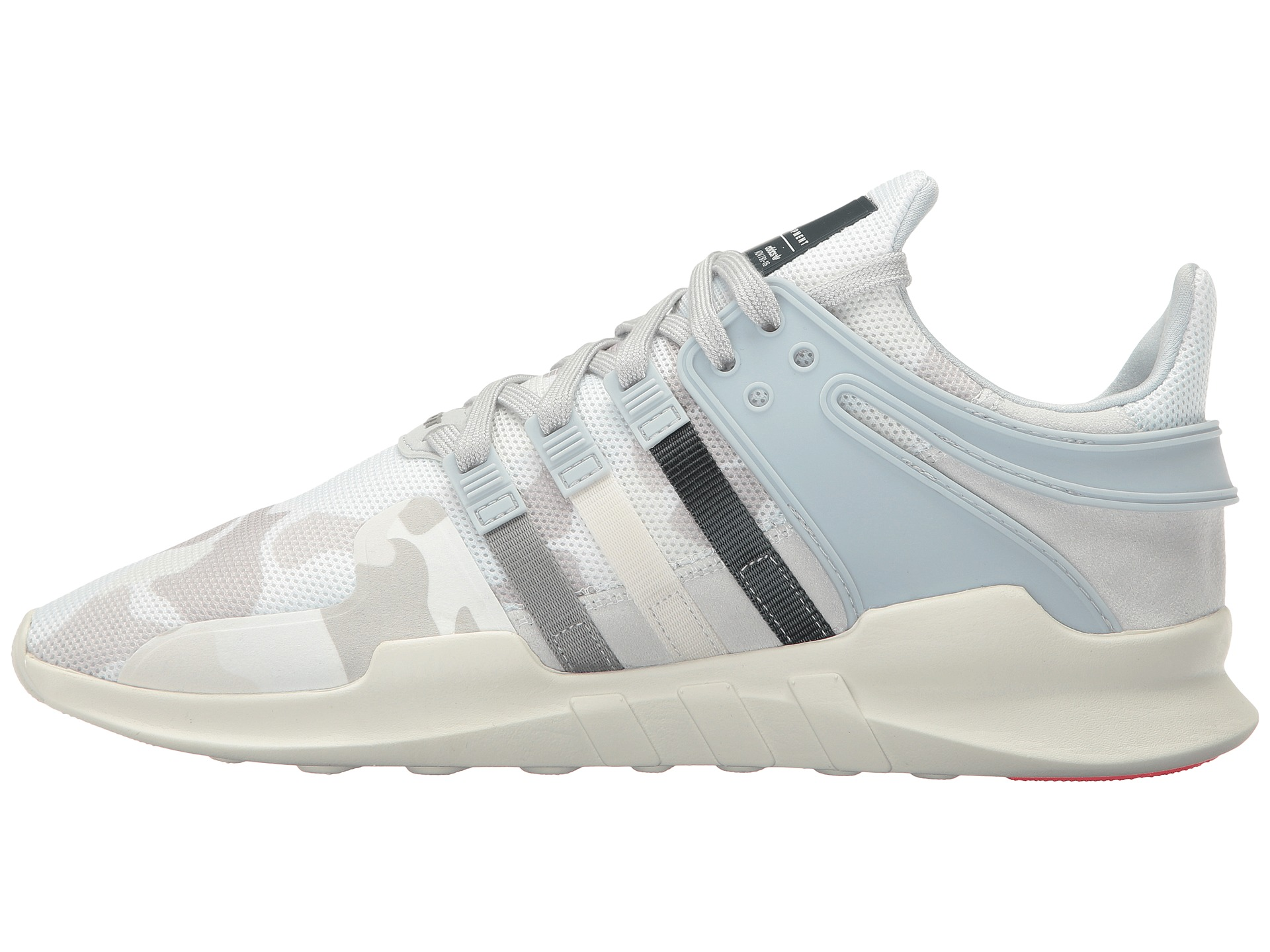 Adidas EQT Running Support 93 Vintage White SNEAKERS ADDICT