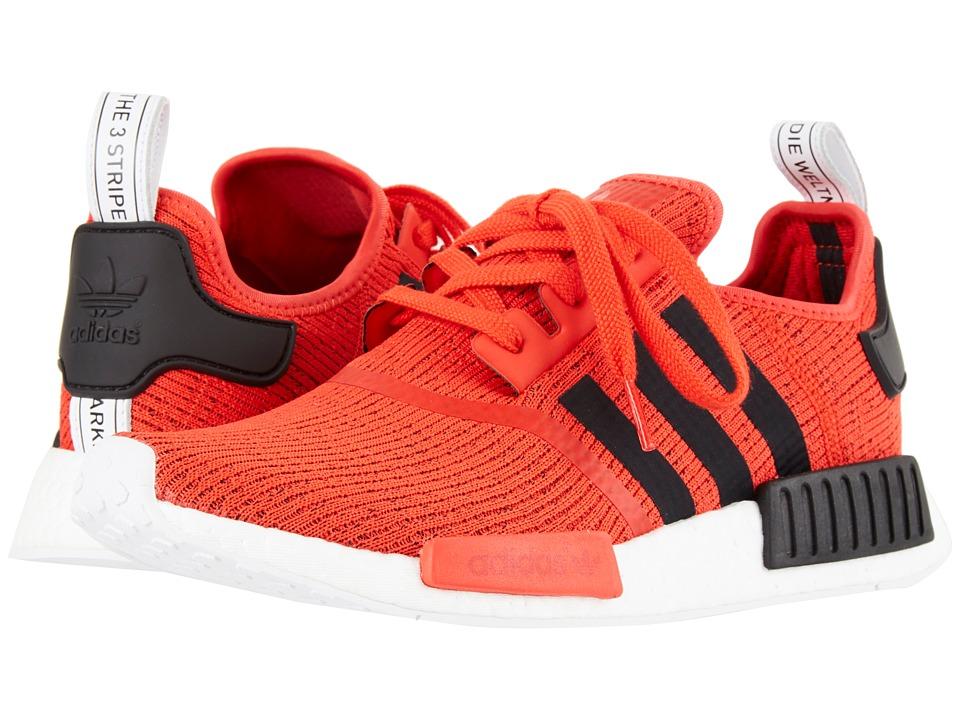 adidas Originals NMD_R1 Glitch Graphic (Core Red/Core Black/Footwear White) Men