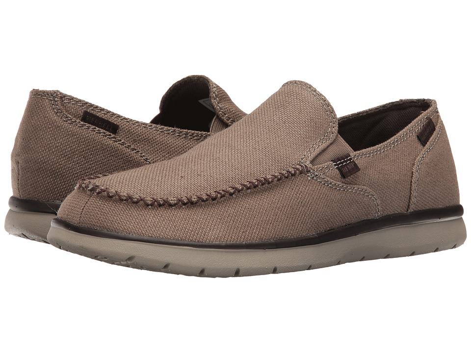 Merrell Laze Hemp Moc (Boulder) Men's Slip on  Shoes
