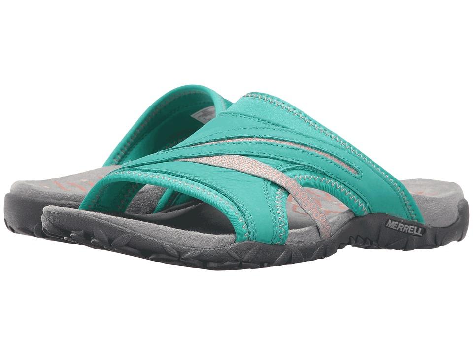 Merrell - Terran Slide II (Atlantis) Women's Shoes