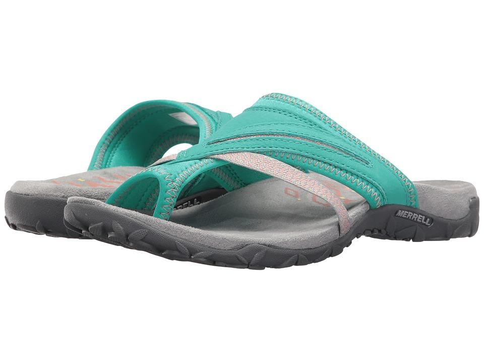 Merrell - Terran Post II (Atlantis) Womens Shoes