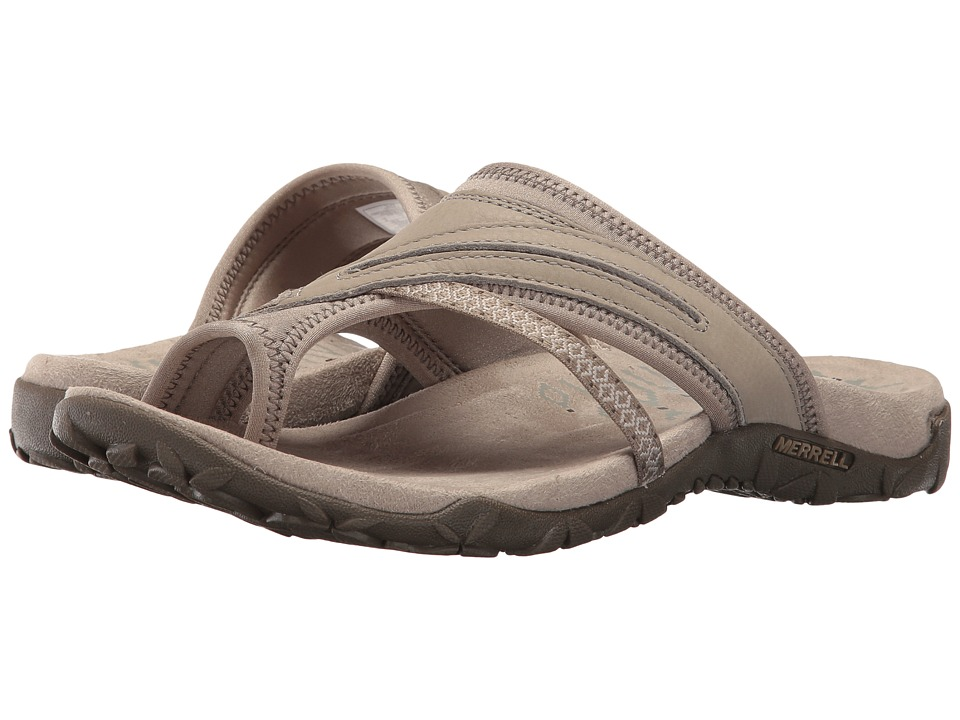 Merrell - Terran Post II (Taupe) Womens Shoes