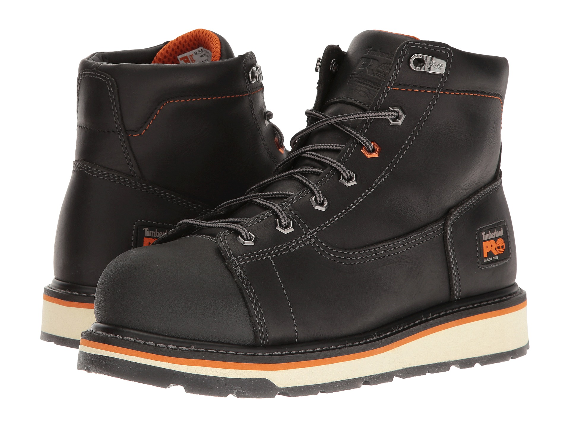"Timberland PRO Gridworks 6"" Alloy Safety Toe Boot at ...