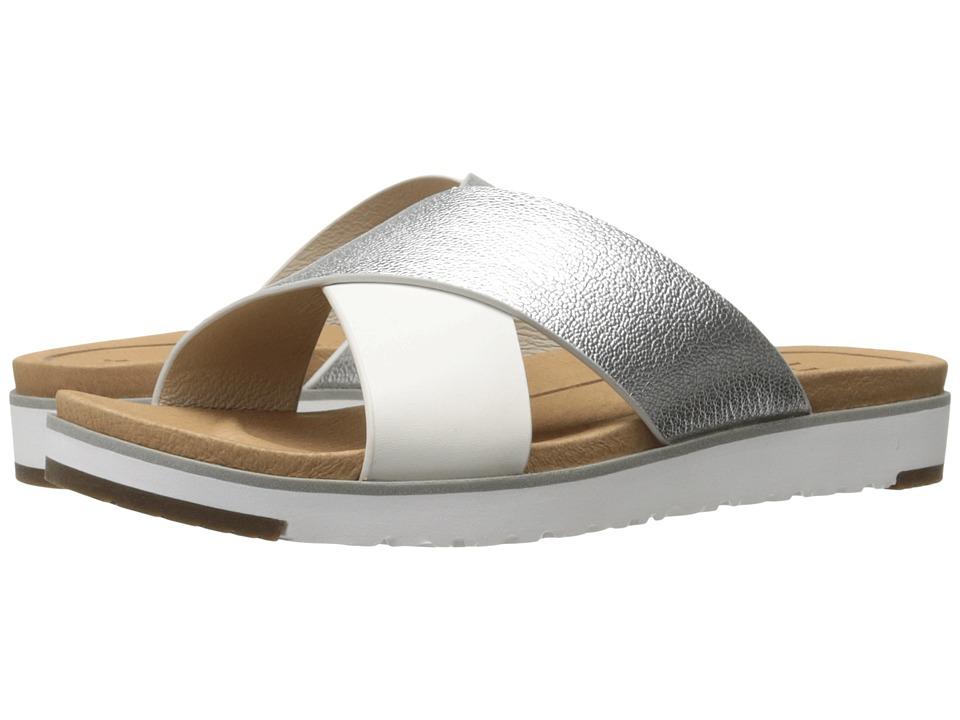 UGG - Kari (Silver) Women's Sandals