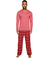 Original Penguin - Fleck & Flannel PJ Set
