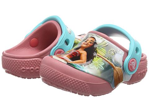 Crocs Kids CrocsFunLab Disney Moana (Toddler/Little Kid) - Blossom