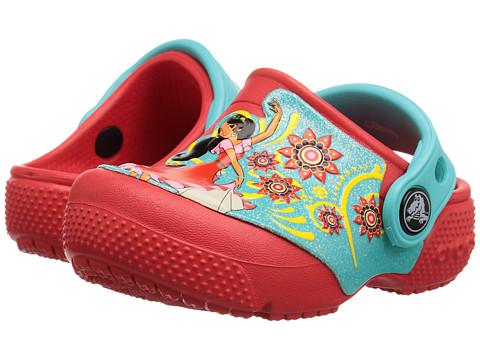 Crocs Kids CrocsFunLab Elena of Avalor™ (Toddler/Little Kid)