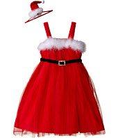 Mud Pie - Santa Dress & Headband Set (Infant/Toddler)