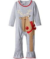 Mud Pie - Reindeer One-Piece (Infant)