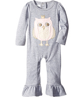Mud Pie - Owl Ruffle One-Piece (Infant)