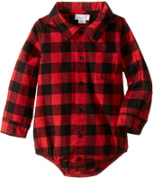 Mud Pie - Buffalo Check Crawler (Infant)