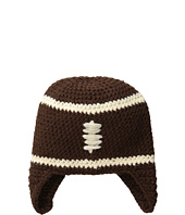 Mud Pie - Chunky Knit Football Hat (Infant)
