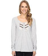 Roper - 0606 Slub Jersey Crop Shirt