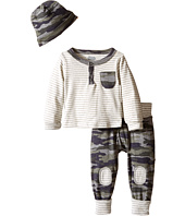 Mud Pie - Camo Take Me Home Set (Infant)