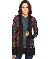 Roper - 0607 Folk Embroidery Printed Jersey Cardigan