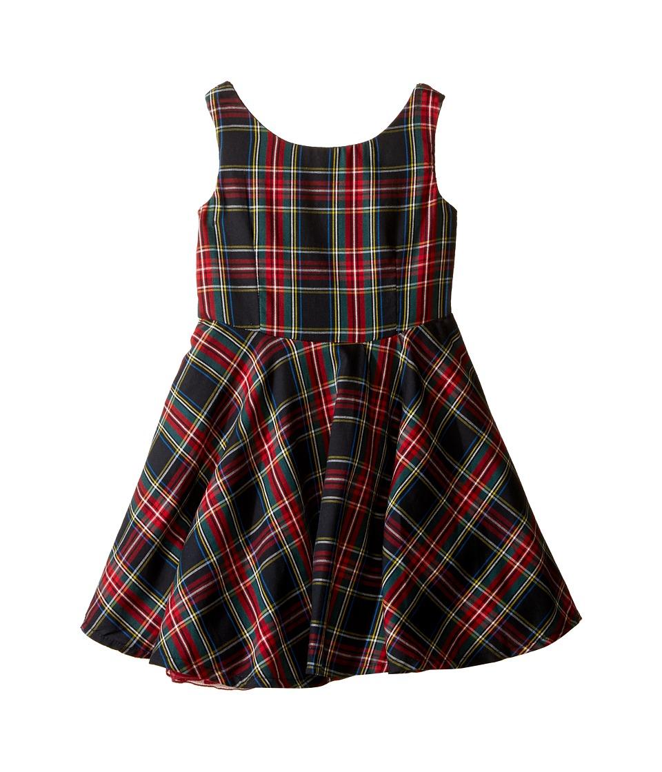 fiveloaves twofish - Little Party Tartan Dress