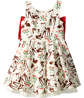 fiveloaves twofish - Little Party Little Deer Dress (Toddler/Little Kids/Big Kids)
