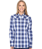 Roper - 0555 Blue River Plaid
