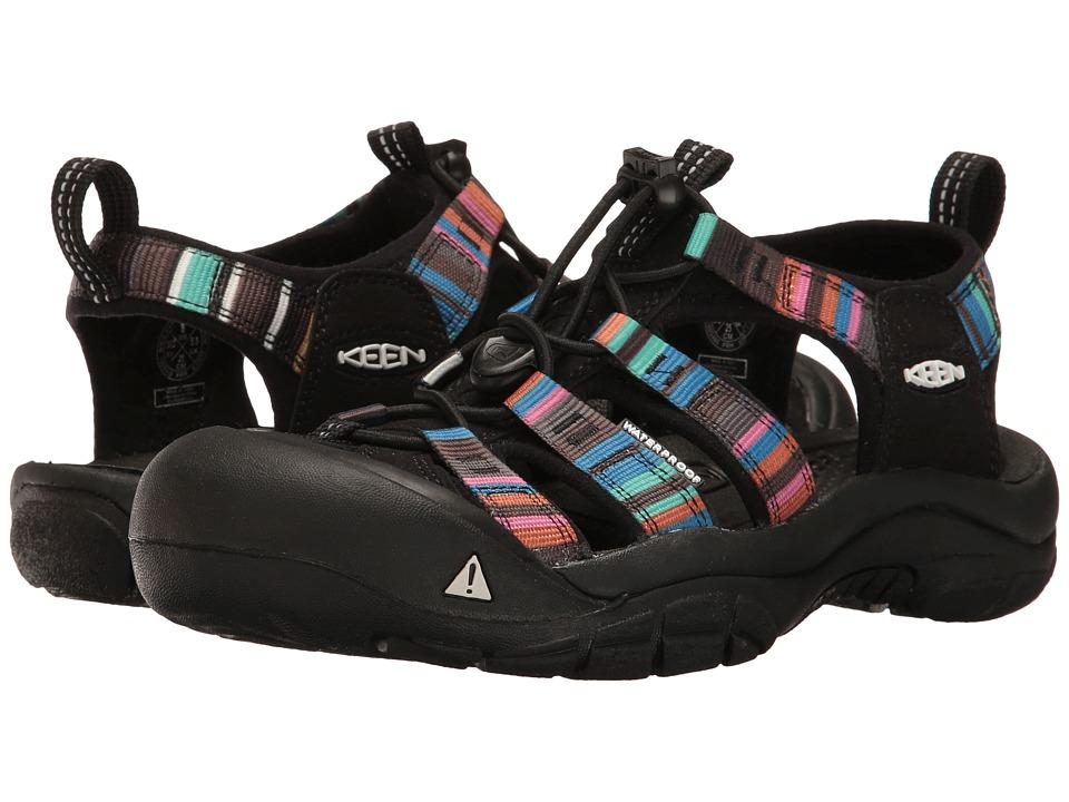 Keen Newport H2 (Raya Black) Women's Shoes